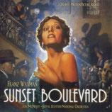 BOULEVARD DU CREPUSCULE (SUNSET BOULEVARD) MUSIQUE - FRANZ WAXMAN (CD)