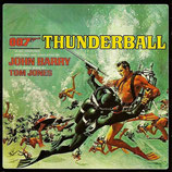 OPERATION TONNERRE (THUNDERBALL) MUSIQUE DE FILM - JOHN BARRY (CD)