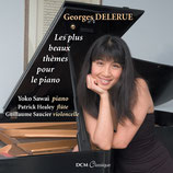 LES PLUS BEAUX THEMES POUR LE PIANO - GEORGES DELERUE (CD)