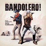 BANDOLERO (MUSIQUE DE FILM) - JERRY GOLDSMITH (CD)