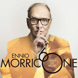 60 YEARS OF MUSIC (MUSIQUE DE FILM) - ENNIO MORRICONE (CD)