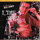 J'AURAI TA PEAU (I, THE JURY) MUSIQUE DE FILM - BILL CONTI (CD)