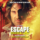 LOS ANGELES 2013 (ESCAPE FROM L.A.) - SHIRLEY WALKER - JOHN CARPENTER (CD)