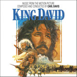 LE ROI DAVID (KING DAVID) - MUSIQUE DE FILM - CARL DAVIS (2 CD)