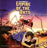L'EMPIRE DES FOURMIS GEANTES (EMPIRE OF THE ANTS) - DANA KAPROFF (CD)