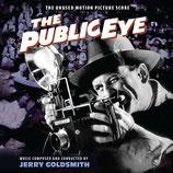 L'OEIL PUBLIC (THE PUBLIC EYE) MUSIQUE DE FILM - JERRY GOLDSMITH (CD)
