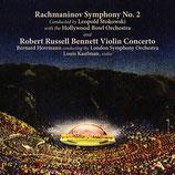 RACHMANINOV SYMPHONY N°2 - ROBERT RUSSELL BENNETT CONCERTO (CD)