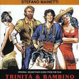 TRINITA & BAMBINO (MUSIQUE DE FILM) - STEFANO MAINETTI (CD)