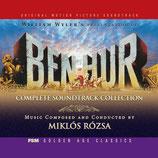 BEN-HUR (MUSIQUE DE FILM) - MIKLOS ROZSA (COFFRET 5 CD)