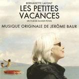 LES PETITES VACANCES (MUSIQUE DE FILM) - JEROME BAUR (CD)