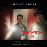 SEVEN (MUSIQUE DE FILM) - HOWARD SHORE (CD)