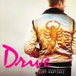 DRIVE (MUSIQUE DE FILM) - CLIFF MARTINEZ (CD)