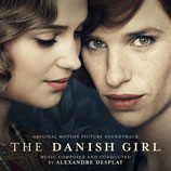 THE DANISH GIRL (MUSIQUE DE FILM) - ALEXANDRE DESPLAT (CD)