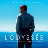 L'ODYSSEE (MUSIQUE DE FILM) - ALEXANDRE DESPLAT (CD)