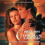 RETOUR AU LAGON BLEU (RETURN TO THE BLUE LAGOON) - BASIL POLEDOURIS (CD)