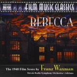 REBECCA (MUSIQUE DE FILM) - FRANZ WAXMAN (CD)