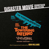 LA TOUR INFERNALE / L'AVENTURE DU POSEIDON - JOHN WILLIAMS (4 CD)