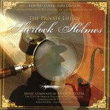 LA VIE PRIVEE DE SHERLOCK HOLMES (MUSIQUE) - MIKLOS ROZSA (CD)