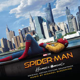 SPIDER-MAN HOMECOMING (MUSIQUE DE FILM) - MICHAEL GIACCHINO (CD)
