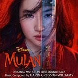MULAN (MUSIQUE DE FILM) - HARRY GREGSON-WILLIAMS (CD)