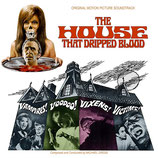 LA MAISON QUI TUE (THE HOUSE THAT DRIPPED BLOOD) MUSIQUE DE FILM - MICHAEL DRESS (CD)