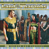 LA TERRE DES PHARAONS (LAND OF THE PHARAOHS) - DIMITRI TIOMKIN (2 CD)