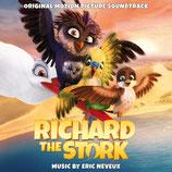 LE VOYAGE DE RICKY (RICHARD THE STORK) MUSIQUE - ERIC NEVEUX (CD)