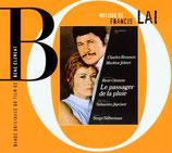 LE PASSAGER DE LA PLUIE (MUSIQUE DE FILM) - FRANCIS LAI (CD)