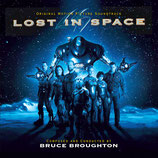 PERDUS DANS L'ESPACE (LOST IN SPACE) - BRUCE BROUGHTON (2 CD)