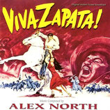 VIVA ZAPATA ! / LA TREIZIEME LETTRE (MUSIQUE DE FILM) - ALEX NORTH (CD)