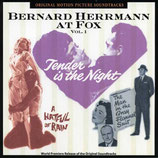 TENDRE EST LA NUIT (TENDER IS THE NIGHT) - BERNARD HERRMANN (CD)
