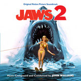 LES DENTS DE LA MER 2EME PARTIE (JAWS 2) - JOHN WILLIAMS (2 CD)