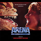 ARENA (MUSIQUE DE FILM) - RICHARD BAND (CD)