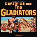 LES GLADIATEURS (DEMETRIUS AND THE GLADIATORS) - FRANZ WAXMAN (CD)