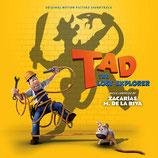 TAD L'EXPLORATEUR (MUSIQUE DE FILM) - ZACARIAS M. DE LA RIVA (CD)