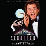 FANTOMES EN FETE (SCROOGED) - MUSIQUE DE FILM - DANNY ELFMAN (CD)
