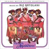 LE 5E MOUSQUETAIRE (THE FIFTH MUSKETEER) MUSIQUE - RIZ ORTOLANI (CD)