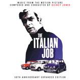 L'OR SE BARRE (THE ITALIAN JOB) MUSIQUE DE FILM - QUINCY JONES (CD)
