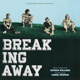 LA BANDE DES QUATRE (BREAKING AWAY) MUSIQUE - PATRICK WILLIAMS (CD)