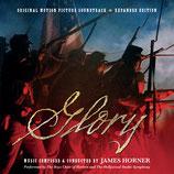 GLORY (MUSIQUE DE FILM) - JAMES HORNER (2 CD)