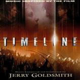PRISONNIERS DU TEMPS (TIMELINE) MUSIQUE - JERRY GOLDSMITH (CD)