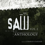 SAW ANTHOLOGY VOLUME 2 (MUSIQUE DE FILM) - CHARLIE CLOUSER (CD)