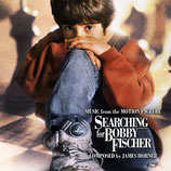 A LA RECHERCHE DE BOBBY FISCHER (MUSIQUE) - JAMES HORNER (CD)