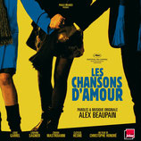 LES CHANSONS D'AMOUR (MUSIQUE DE FILM) - ALEX BEAUPAIN (CD)