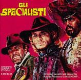 LE SPECIALISTE / 15 POTENCES POUR UN SALOPARD (MUSIQUE DE FILM) - ANGELO FRANCESCO LAVAGNINO (CD)