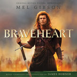 BRAVEHEART (MUSIQUE DE FILM) - JAMES HORNER (2 CD)