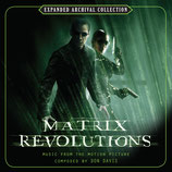 MATRIX REVOLUTIONS (MUSIQUE DE FILM) - DON DAVIS (2 CD)