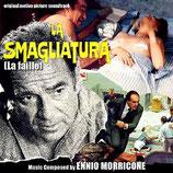 LA FAILLE (LA SMAGLIATURA) MUSIQUE DE FILM - ENNIO MORRICONE (CD)
