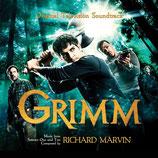 GRIMM (MUSIQUE DE SERIE TV) - RICHARD MARVIN (CD + AUTOGRAPHE)