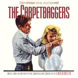 LES AMBITIEUX (THE CARPETBAGGERS) MUSIQUE - ELMER BERNSTEIN (CD)